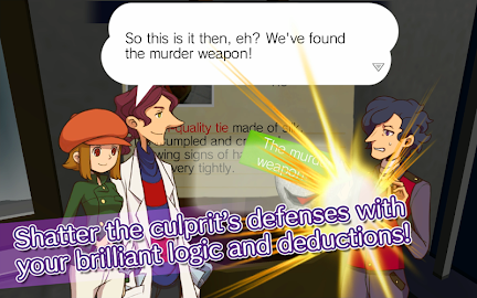 LAYTON BROTHERS MYSTERY ROOM Screenshot 10
