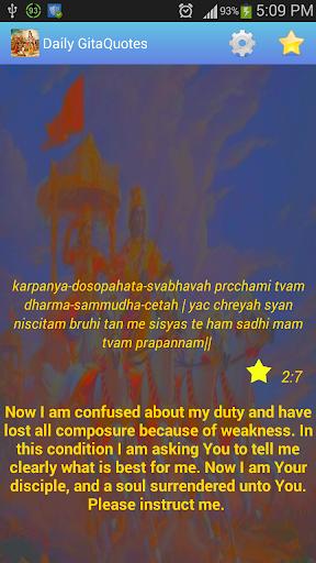 Daily Bhagavat Gita Quotes