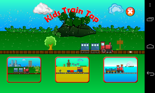 Kids Train Tap