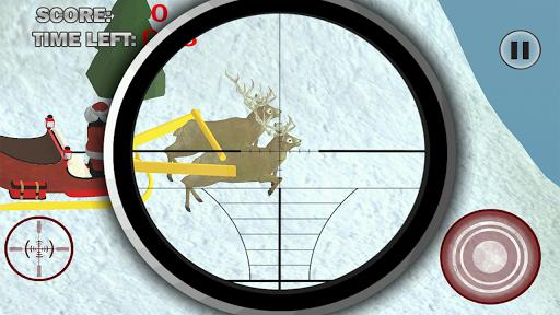 玩免費動作APP|下載スナイパー:サンタハンタークリスマス3D app不用錢|硬是要APP