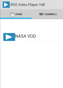 RSS Video Player screenshot 3