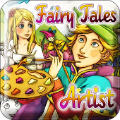 Fairy Tales Artist Coloring