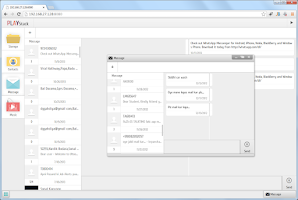 Screenshot of PS (pc suite wifi explorer)