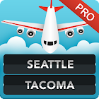 FLIGHTS Seattle Tacoma Pro icon