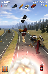 Highway Crash Derby- screenshot thumbnail