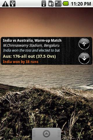 Cricket Live!- screenshot