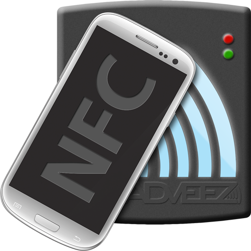 ADVEEZ NFC 程式庫與試用程式 App LOGO-APP開箱王