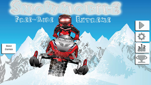 Snowmobile Free-Ride Extreme