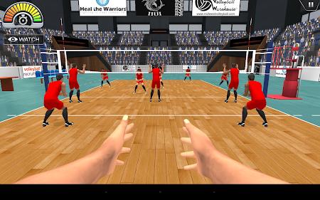 VolleySim: Visualize the Game 1.11 screenshot 715581