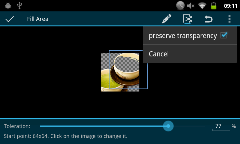Image Editor - screenshot