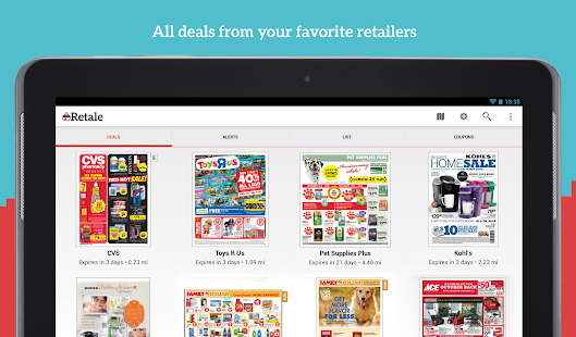 Retale - Weekly Ads & Deals - screenshot thumbnail