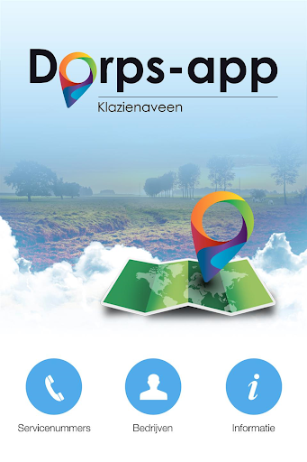 Dorps-app Klazienaveen
