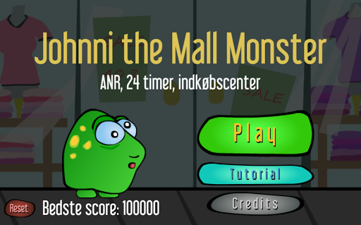 Johnni the Mall Monster