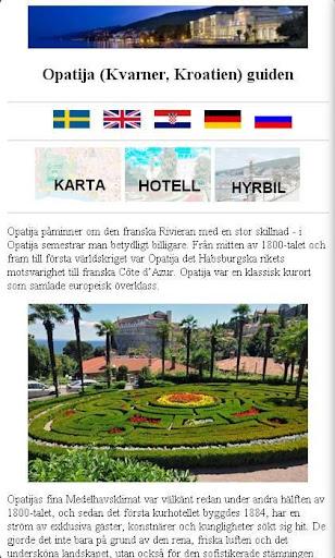 Opatija Kroatien guide