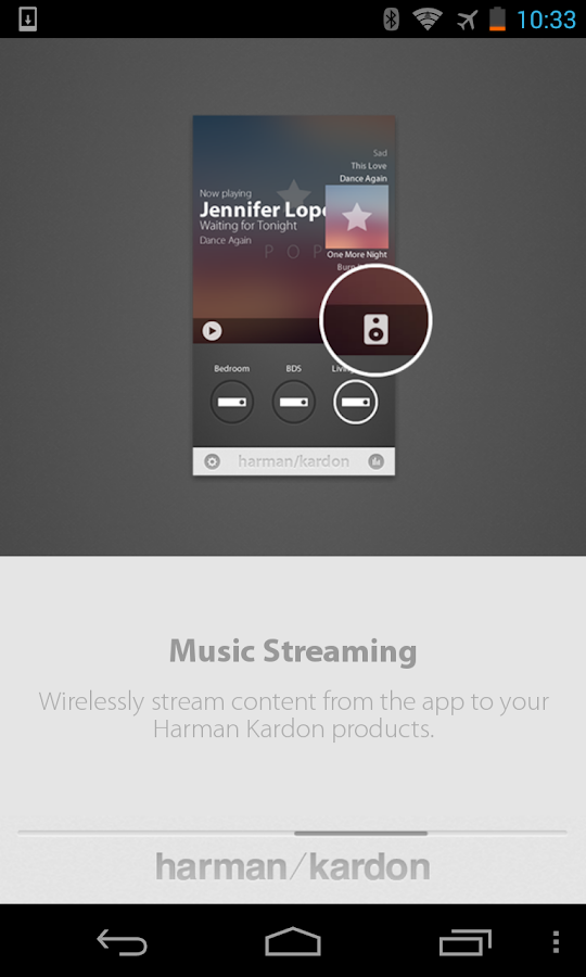 Harman Kardon Remote- screenshot