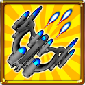 Galaxy Defense War 3D HD icon