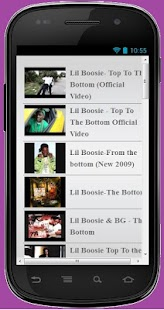 Lil Boosie Songs - screenshot thumbnail