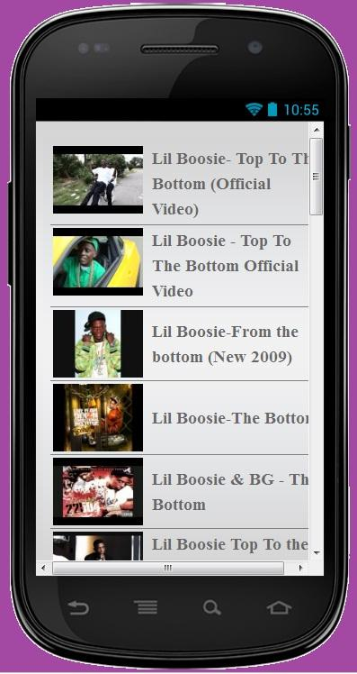 Lil Boosie Songs - screenshot