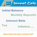 InvestCalc logo