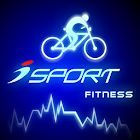 Isport Fitness Tracker icon