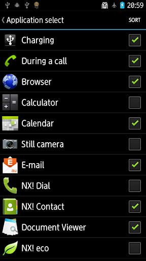【免費商業App】Backlight Switch-APP點子
