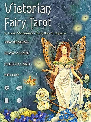 玩免費娛樂APP|下載Victorian Fairy Tarot app不用錢|硬是要APP