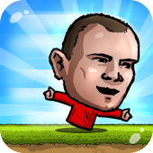 Puppet Runner-Hand Footballers