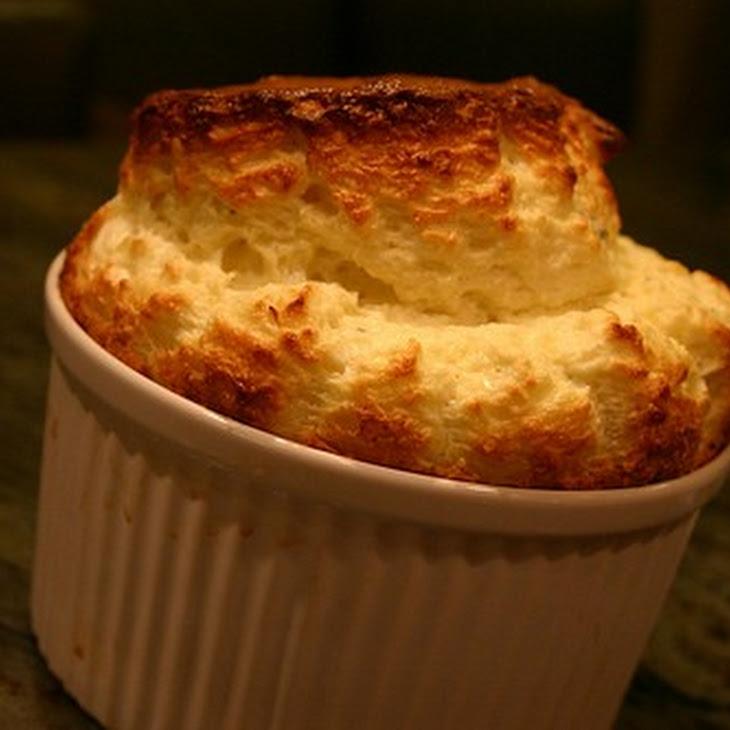 Blue Cheese Souffles Recipe