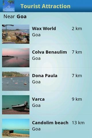 Tourist Attractions Goa Android Apps On Google Play