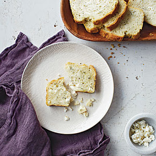 Feta and Dill Quick Bread.