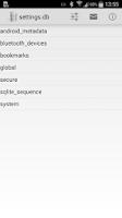 Screenshot of SQLite Editor