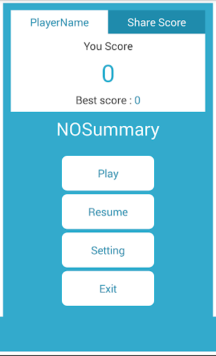 NOSummary