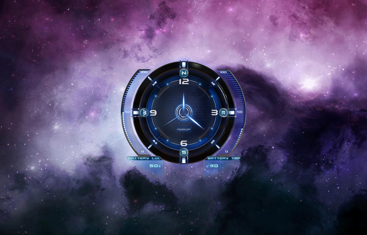Deep Space HD Live Wallpaper - screenshot
