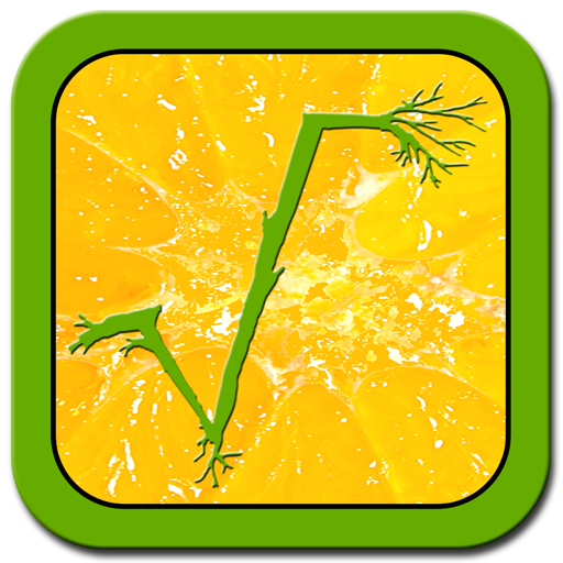 Square Root Natural Foods LOGO-APP點子