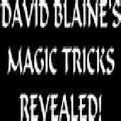 David Blaine's Magic Revealed
