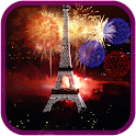 FireWorks LiveWallpaper icon