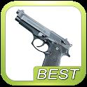 Pistola Revolver Sonido icon