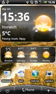 MyForecast- screenshot thumbnail