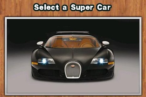 Super Car Puzzle - screenshot thumbnail