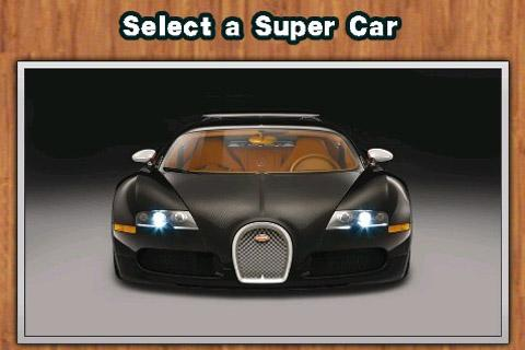 Super Car Puzzle - screenshot