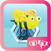 Tap the Bee:Tracing game Free