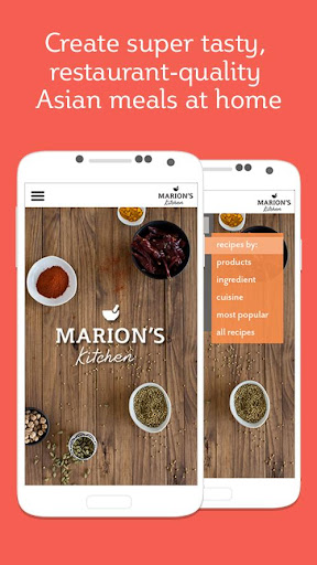 Marion's Kitchen Recipes