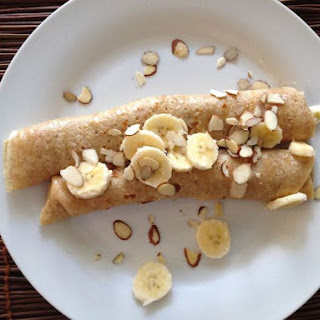 Whole Wheat Swedish Pancakes.