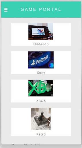 Game Portal beta