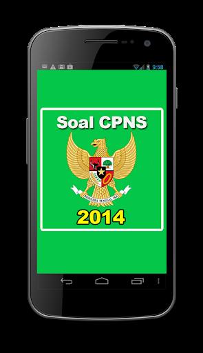 Soal CPNS 2014