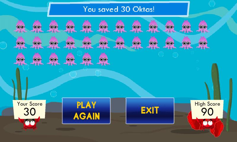 Okta's Rescue - screenshot
