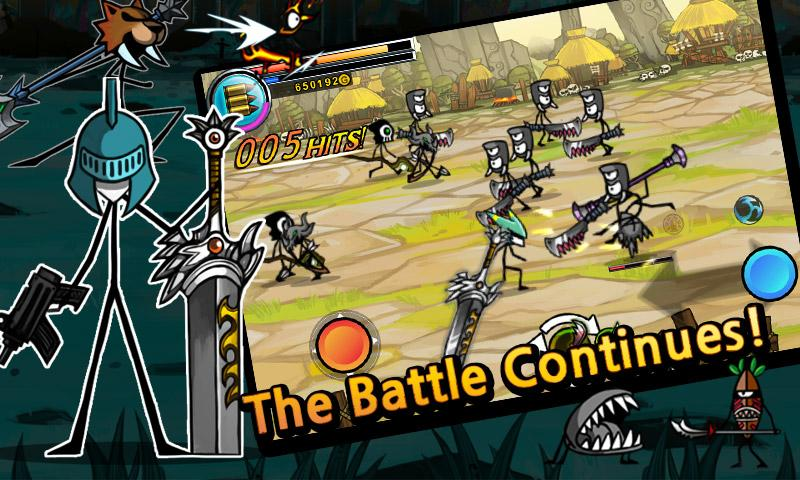 cartoon wars blade modded apk offline