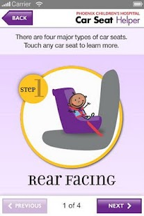 Car Seat Helper - screenshot thumbnail