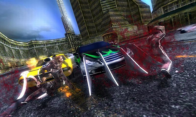 Car Armageddon - Lite- screenshot