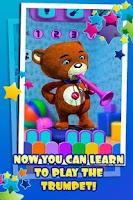 Screenshot of Talking Teddy Bear Free